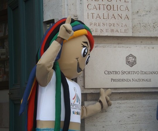 universiade 2019, centro sportivo italiano